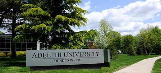 Trường Adelphi University