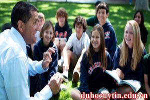Tư vấn du học Mỹ