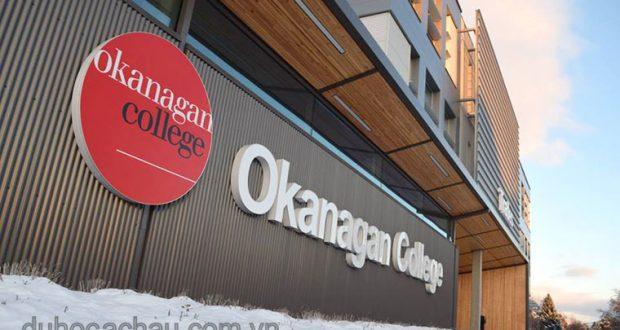 trường Okanagan College Canada